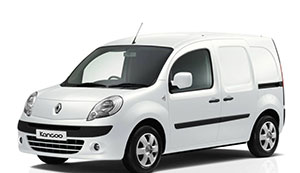 Renault Kangoo, weiß