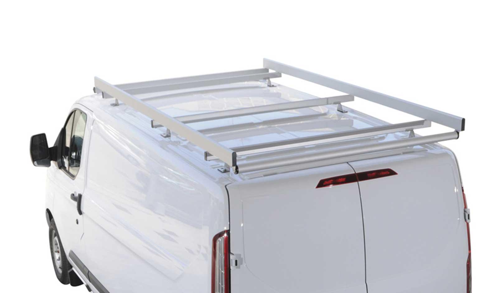 Universeller Dachträger für Transporter von Tecnolam