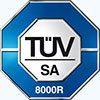 TÜV Logo Leiterträger Transporter