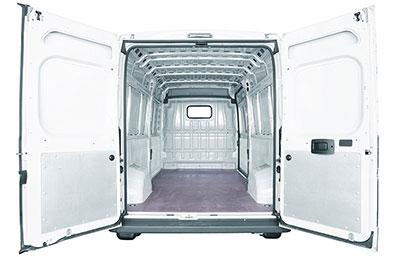 Fahrzeugeinrichtungen Tecnolam - Laderaumverkleidung