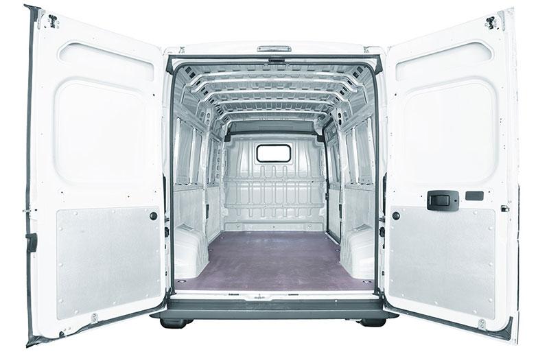 Fahrzeugeinrichtungen Tecnolam - Laderaumverkleidung mit Bodenplatte
