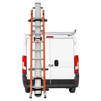 Dachträger für Transporter und Kastenwagen von Tecnolam