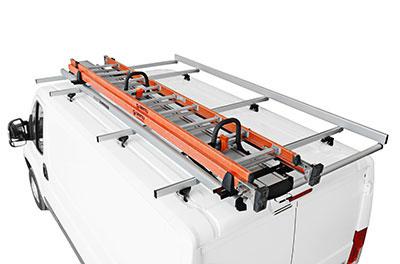 Leiterhalterung für Transporter Tecnolam Fahrzeugeinrichtungen