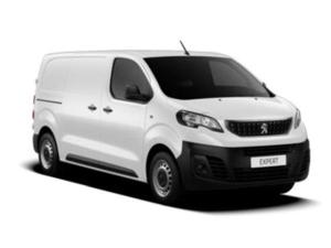 Transporter Peugeot Expert, weiß