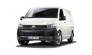Volkswagen Transporter t5 t6, weiß